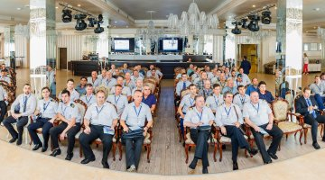 Neptune Lines delivered its 1st Odessa Annual Seminar - Media