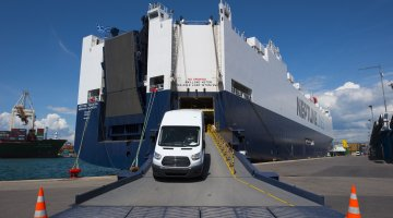 Neptune Lines Reports Record October Traffic  - Media