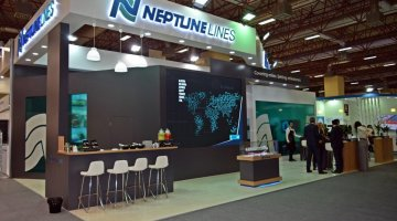 Neptune Lines exhibits at Logitrans for fourth year - Media