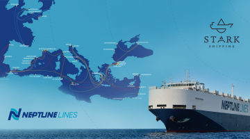 Stark Shipping is the new Official Agent of Neptune Lines, in Ukraine - Media