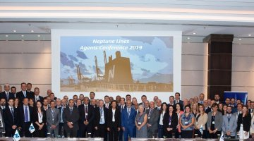 Neptune Lines Agents Conference 2019 - Media