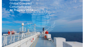 Neptune Lines submits UN Global Compact COP for 2016 - Media