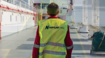 Neptune Lines announces its new direct service to Egypt and Israel